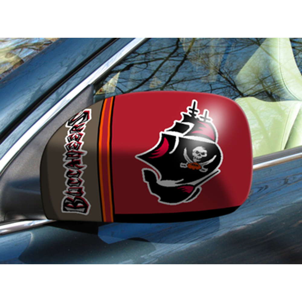 Tampa Bay Buccaneers Small Mirror Cover
