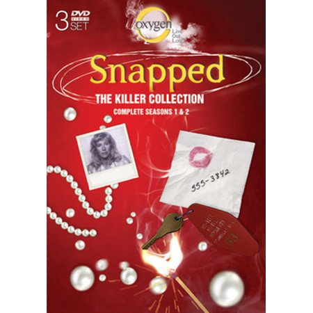 Snapped: The Kill Collection Complete Season 1 & 2 (DVD)
