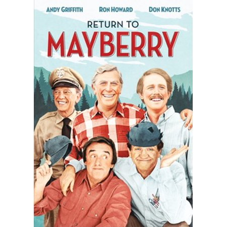 Return To Mayberry (DVD) - Return To Halloweentown