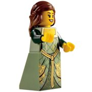 LEGO LEGO Castle Green Princess Minifigure [No Packaging]