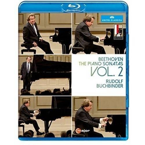 Beethoven: The Piano Sonatas 2 (Blu-ray)