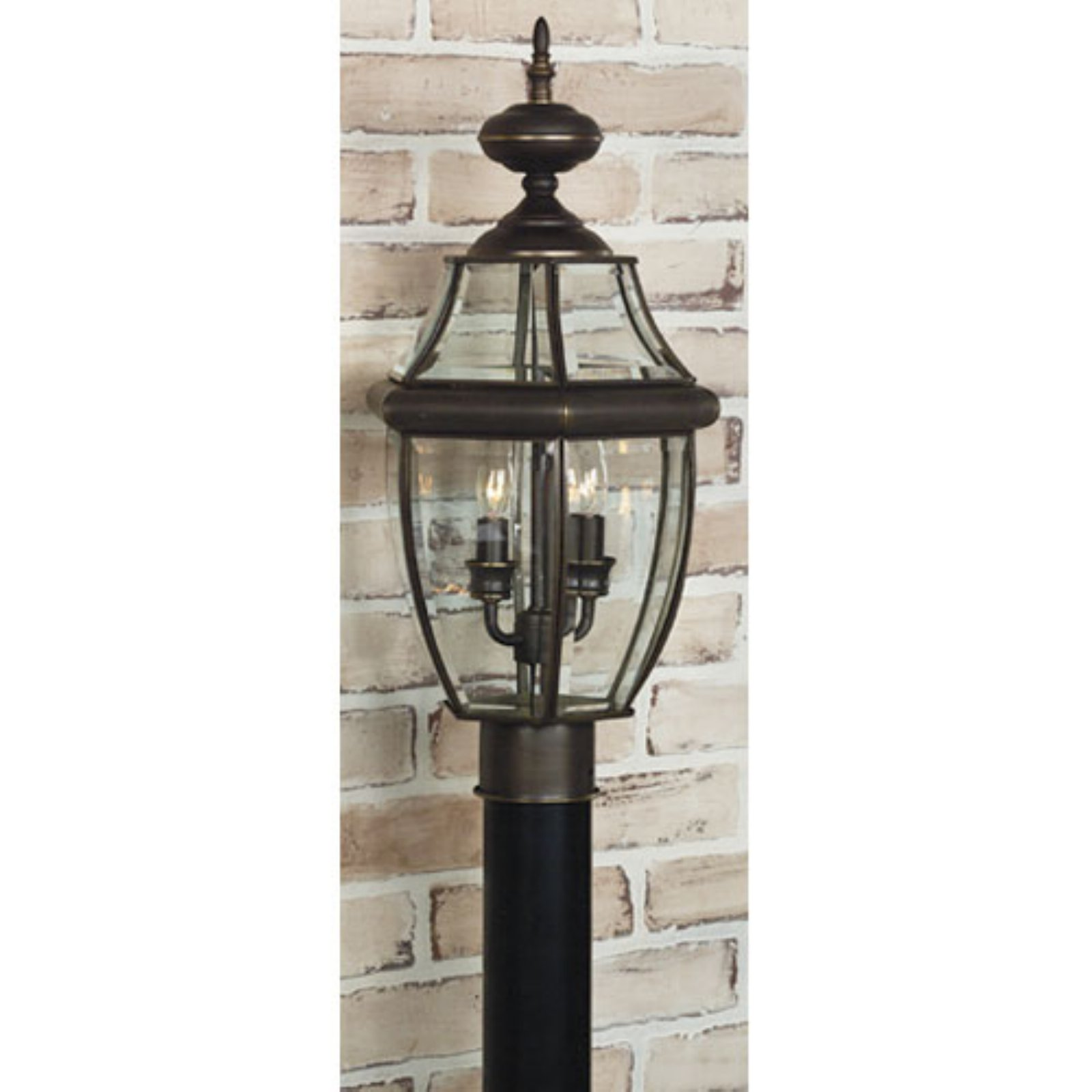 Quoizel Newbury NY9042Z Outdoor Post Lantern
