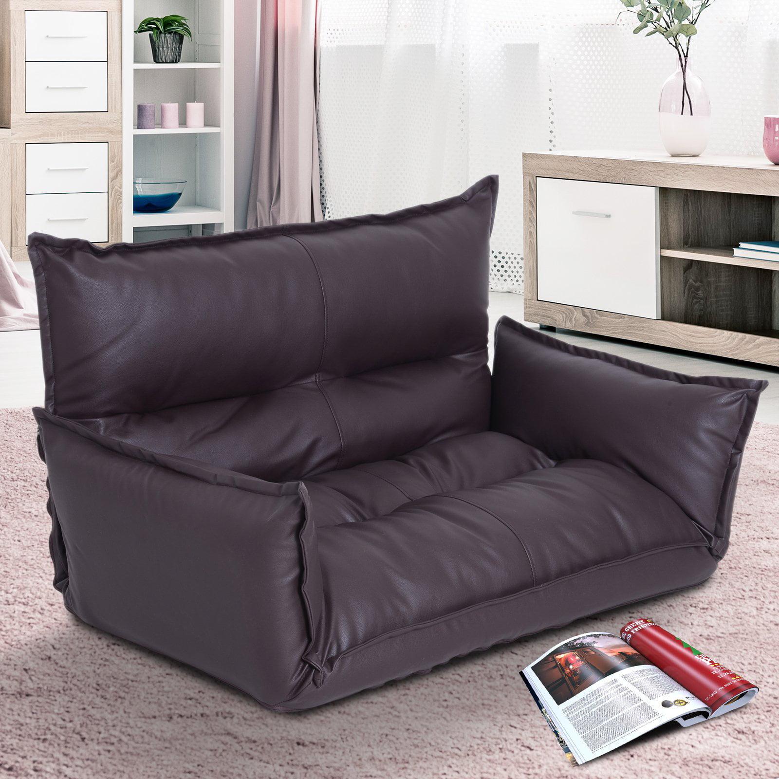 Floor Lazy Sofa Convertible Floor Game Video Chair Adjustable