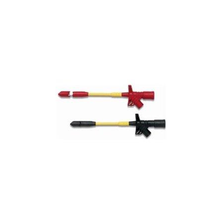 Pomona Electronics Test Clip (Pomona Electronics 1546410 Insulating Piercing Maxigrabber Test Clip Set )