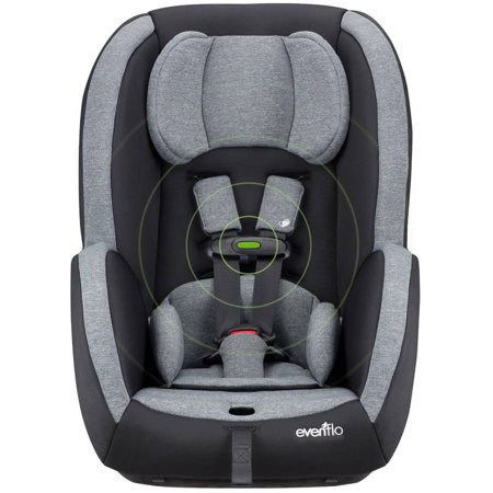 evenflo advanced sensorsafe titan 65 convertible car seat choose your color. Black Bedroom Furniture Sets. Home Design Ideas