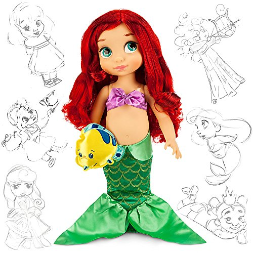 Disney Animators' Collection Ariel Doll 16 Inch460708238578 by