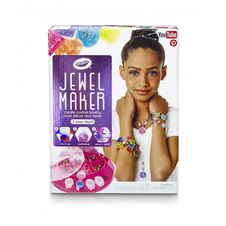 Crayola Jewel Maker Studio Great Gift for Teen Girls - Grls Gems