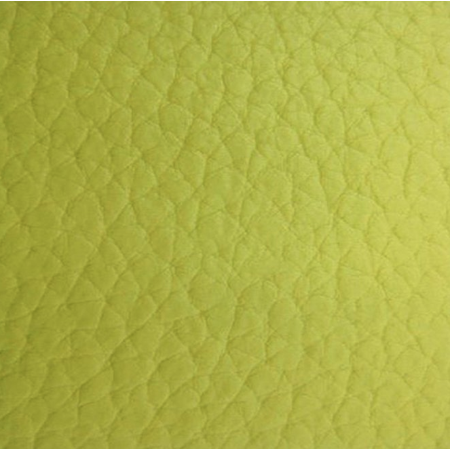 Faux Leather Fabric Calf Lime Green