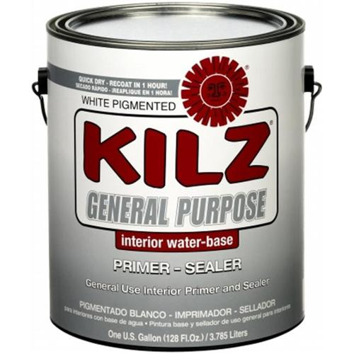 Kilz max interior primer sealer stainblocker for Kilz kilz 2 interior exterior latex primer