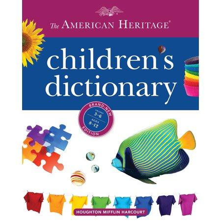 The American Heritage Children's (John Boos American Heritage Gathering)
