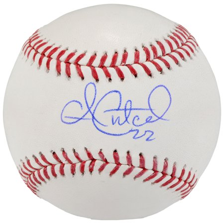 Andrew McCutchen San Francisco Giants Fanatics Authentic Autographed Baseball - No Size