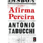 Afirma Pereira - eBook
