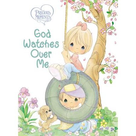 Precious Moments: God Watches Over Me : Prayers and Thoughts from Me to God (God Over Halloween)