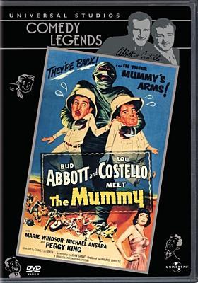 Abbott and Costello Meet the Mummy ( (DVD)) by Ingram Entertainment