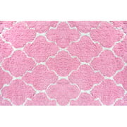 The Rug Market Pink Clouds Size 4.7' x 7.7' Area Rug