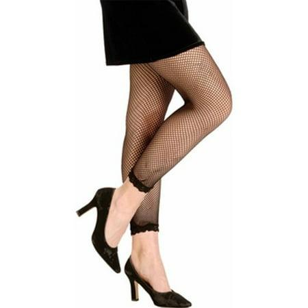 Black Fishnet Leggings (Neon Fishnet Leggings)