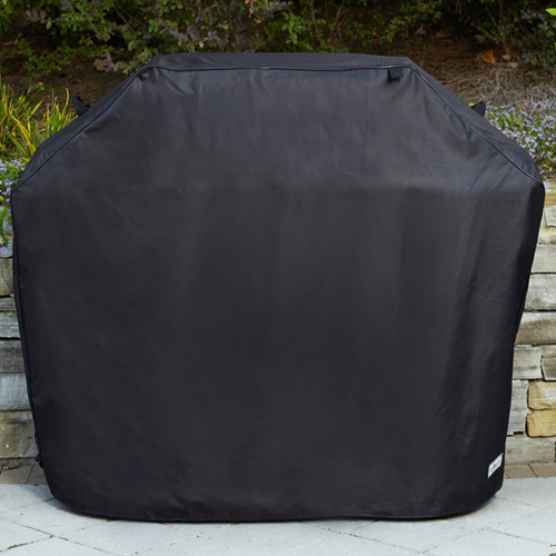 "Sure Fit 70"" XL Premium Grill Cover, Black"
