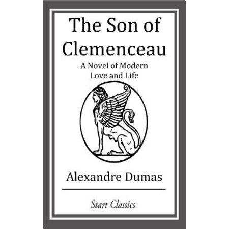 The Son of Clemenceau - eBook
