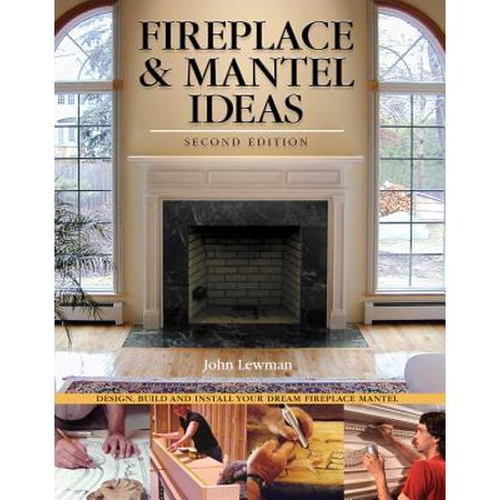 Halloween Decorating Ideas For Fireplace Mantel (Fireplace & Mantel Ideas, 2nd Edition : Build, Design and Install Your Dream Fireplace)