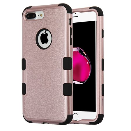 Apple Iphone 7 Plus 8 Plus Case By Insten Tuff Dual Layer Shock