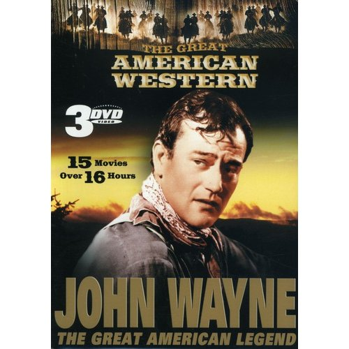 The Great American Western: John Wayne, The Great American Legend (Full Frame)
