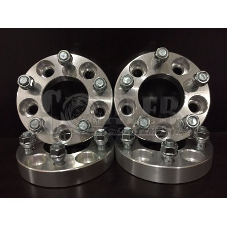 4X Wheel Adapters Spacers 5x4.75 1.25