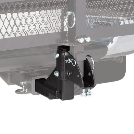 2 Class III Or IV Hitch Mounted Mobility Carrier Multiple Level Height Adapter
