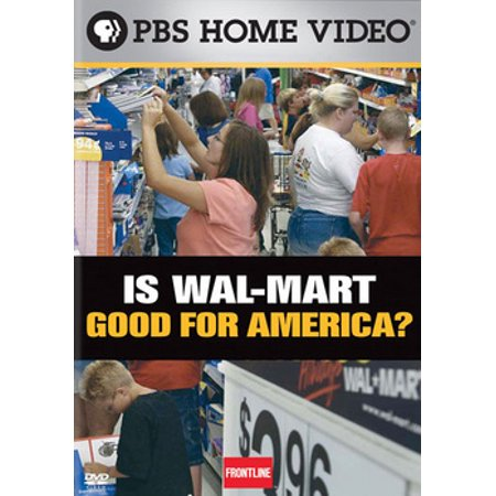 walmart is it good for america