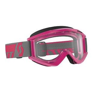 Scott USA Recoil Xi 2016 MX/Offroad Goggles w/Clear Lens Pink