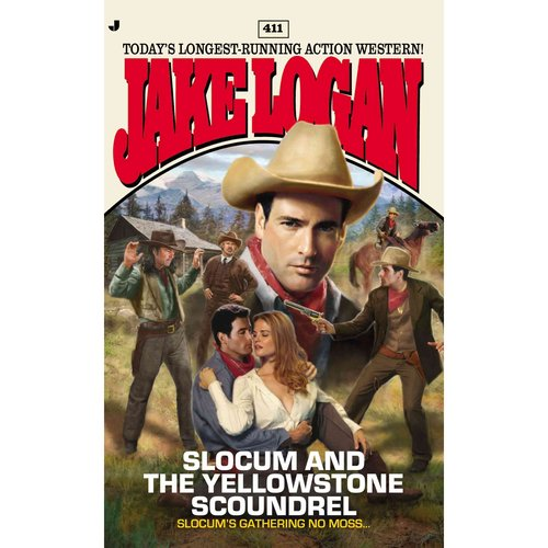 Slocum and the Yellowstone Scoundrel