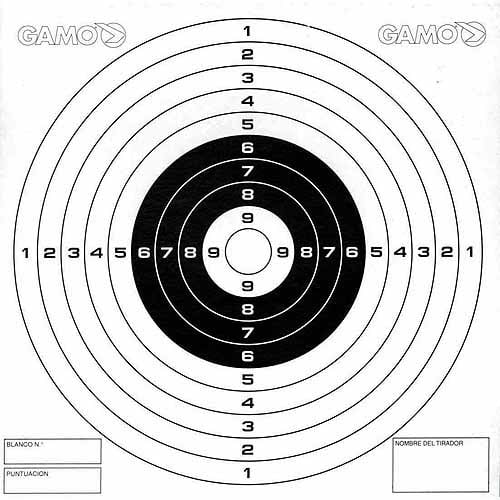 Gamo Paper Targets by Generic