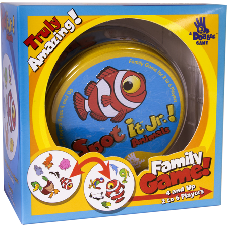 Pc Card Games (Spot it! Jr. Animals Card)