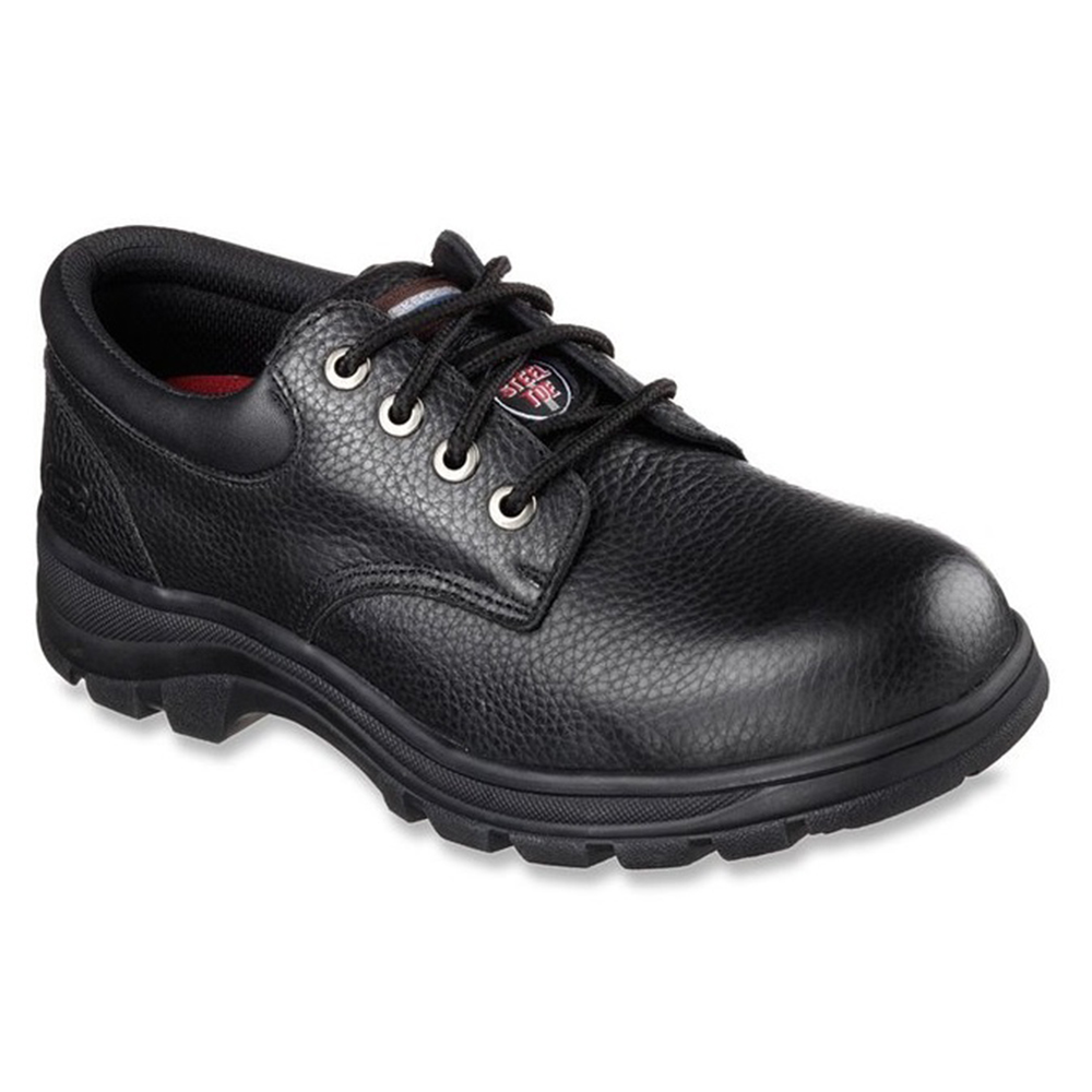 Gentlemen/Ladies:Skechers Mens Workshire Corpus: Corpus: Workshire Comfortable feel bac122