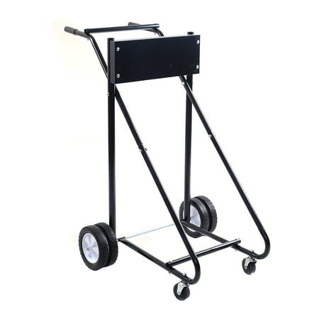 Costway 315 LBS Outboard Boat Motor Stand Carrier Cart Dolly Storage Pro Heavy Duty ()