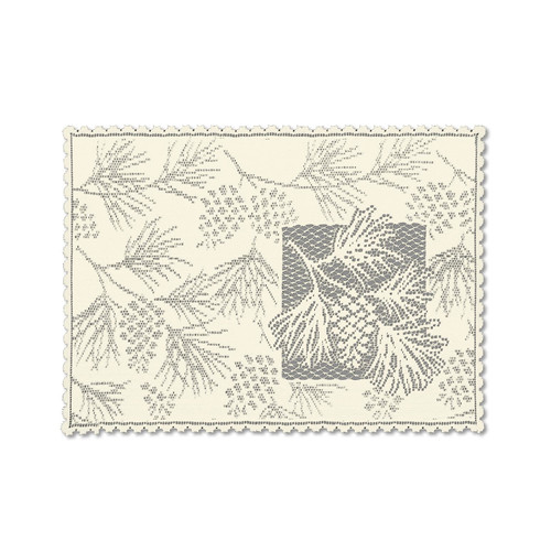 Heritage Lace Woodland Placemat (Set of 2)
