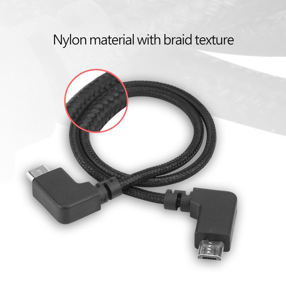 Details about  /Remote Controller Data Transfer Cable for DJI Spark Mavic PRO Accessories