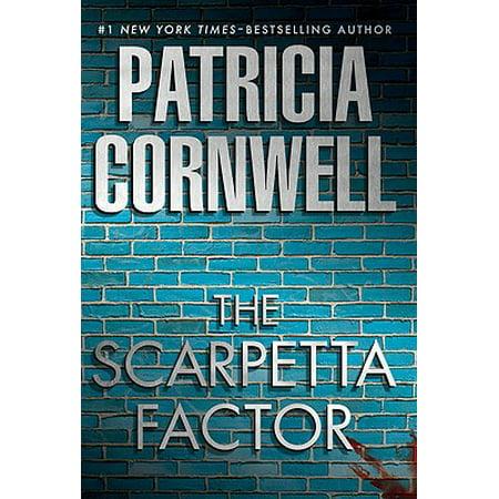 The Scarpetta Factor (A Scarpetta Novel) Patricia Cornwell Hardcover Ships N