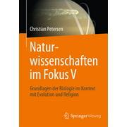 Naturwissenschaften im Fokus V - eBook