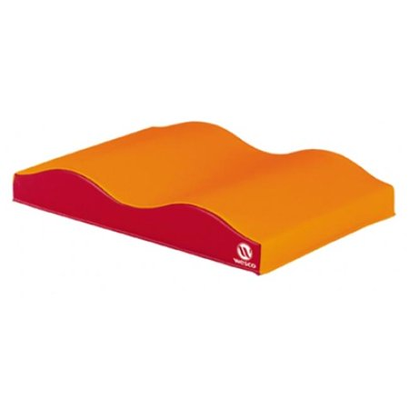 Wesco 4522 4 In  Thick Two Wave Mat