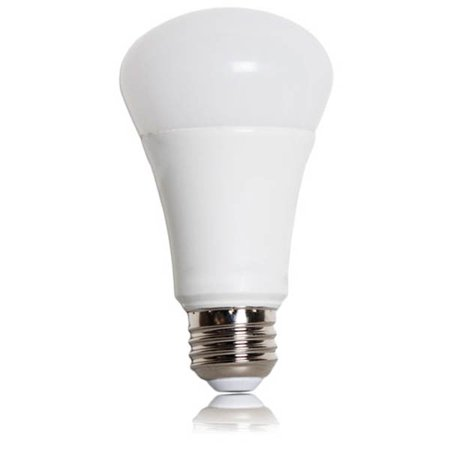 maxxima a19 led light bulb 800 lumens 10 watts warm white 60 watt equivalent. Black Bedroom Furniture Sets. Home Design Ideas
