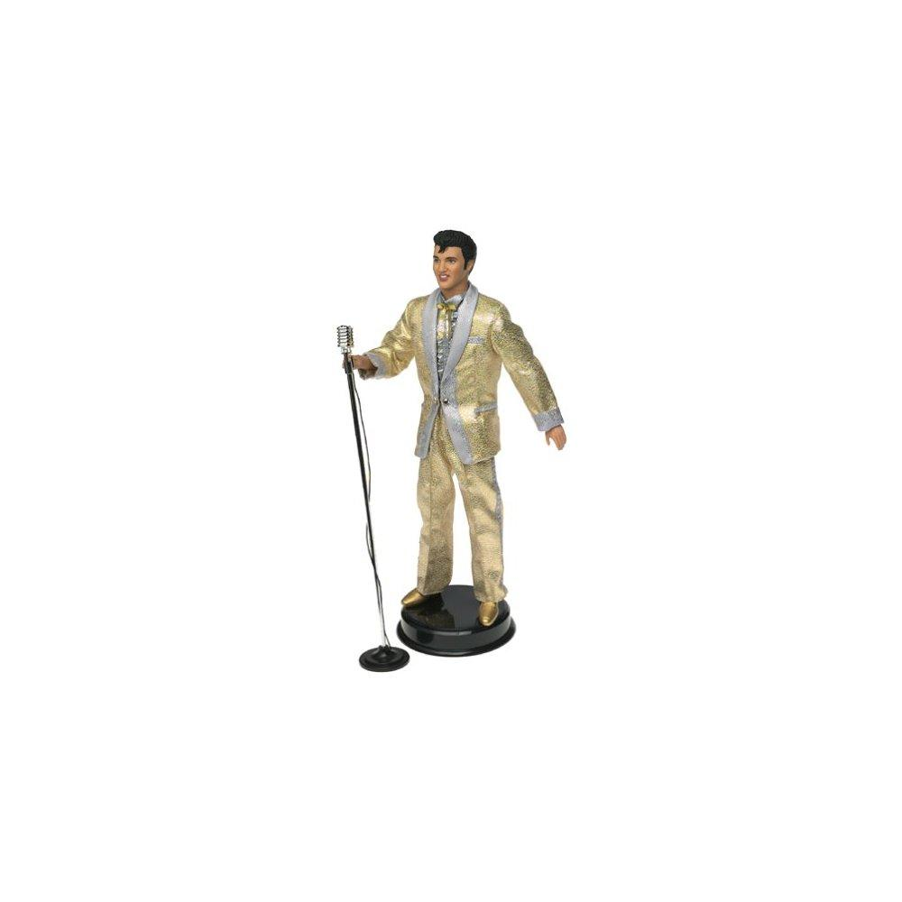 elvis timeless treasures gold lame suit king of rock and ...