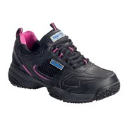 Women's Mesh Slip Resistant Steel Toe Safety Shoe