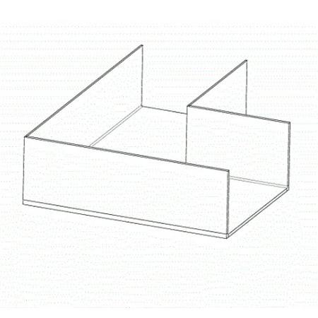 - Infinity Drain - Angle Joiner for 90 Degrees Installation - SHA 65 SB