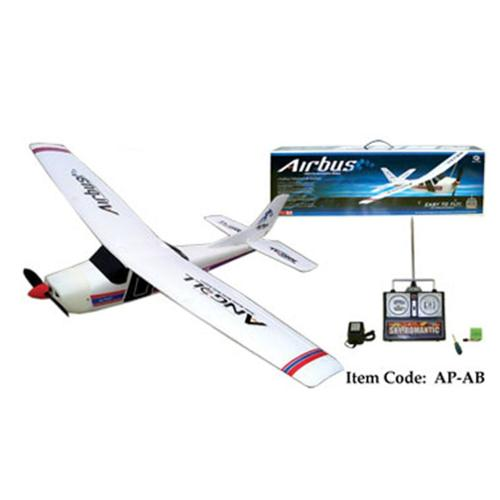"34"" Large Wingspan Angel Air Bus RC Plane Radio Control Airplane Aircraft"