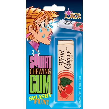 Joker Squirting Realistic Gum Package Water Prank 3.5