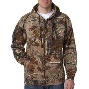 Code V Men's RealTree Drawstring Hooded Pocket Sweatshirt