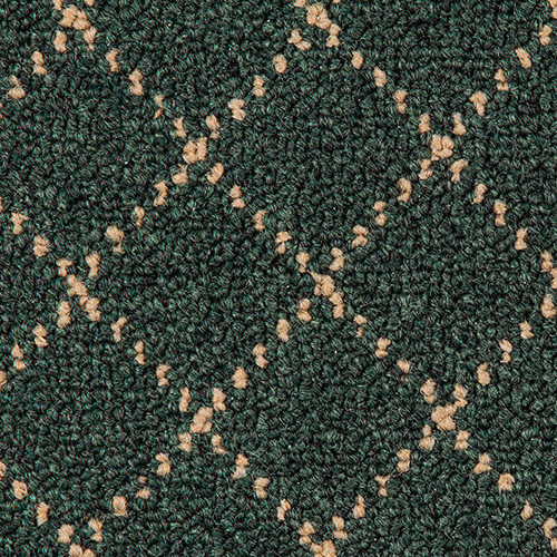 Goods of the Woods Trellis Green Area Rug