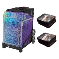 Zuca Sport Bag - Sparkle 'n Swirlz with Gift 2 Small Utility Pouch