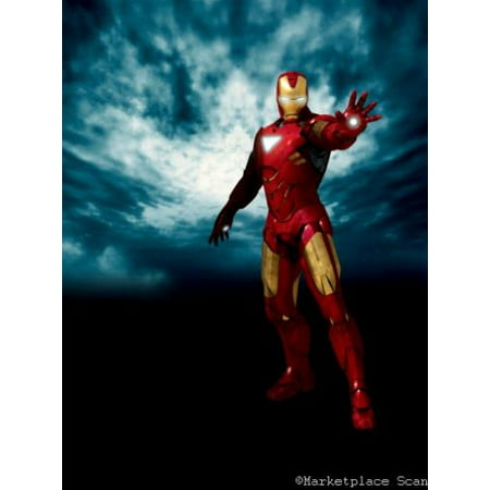 Iron Man 2 Movie Poster 11x17 Mini Poster in Mail/storage/gift - Tube Adult Movies