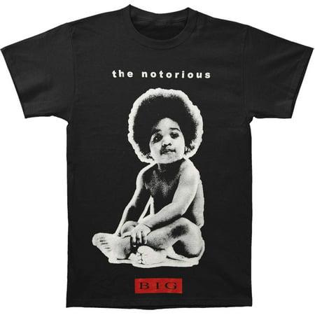 Notorious B.I.G. Men's  Notorious BIG Baby T-shirt